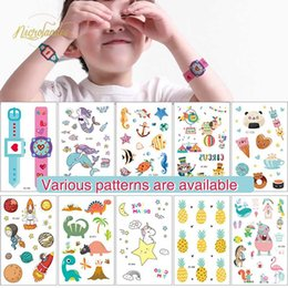 sticker sheets for kids Canada - NICROLANDEE Kids Stickers Different Sheets Cartoon Funny Stickers for Girl Boy Birthday DIY Gift Decorative Scrapbooking