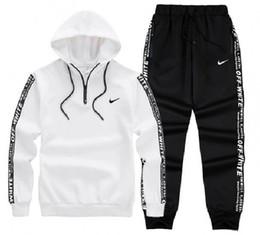 Wholesale sports tracksuits design for sale – designer 2020 Tracksuits Men Leisure Sport Suit Men s Sportswear design Jogger Set Cool Sweatshirt