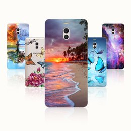 bumpers phone cases UK - Capa Meizu M6 Note Case Silicone Back Protective M 6 Note Phone Cover Soft TPU Fashion Back Cover Meizu M6 Note Coques Bumper