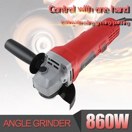 multifunction grinder Australia - 220V 1100W 11000rpm Multifunction Compact Electric Angle Grinder Polishing Machine Cutting Tool for Household Factory Polishing F6wa#