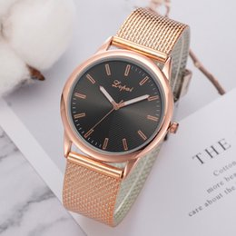 womens wrist band watches Australia - 2019 Lvpai Hot Womens Casual Quartz Watch Large Dial Silicone strap Band Analog Wrist Watch Drop Shopping Reloj de dama Wd3