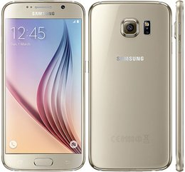 s6 camera NZ - Refurbished Original Samsung Galaxy S6 G920A G920T G920V G920F Unlocked Cell Phone Octa Core 3GB 32GB 16MP Mobile phone
