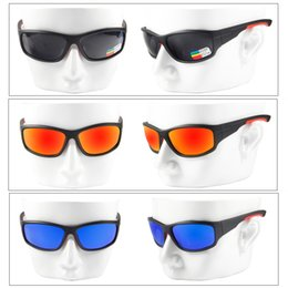 sunglasses hiking Australia - QUESHARK Men Polarized Sunglasses Hiking Angling Goggles Sports Cycling Fisherman Glasses Uv400 Fishing Eyewear MX200619