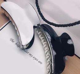 Ingrosso 9x4cm America Versione Black and White Morsetti acrilici Lettera C Artiglio Clip Clip Strass Purtupin Parola Clip Clip Copricapo Copricapo Regalo 4pcs / lot Samcc