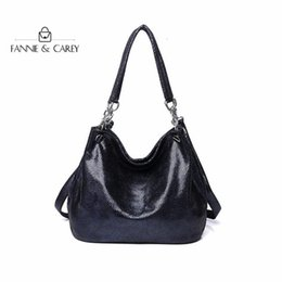 women leather hobo hand bag NZ - 2020 Fashion Trend New Handbags Women Bags Designer Ladies Hand Bags Leather Handbags Female Shoulder Tote Hobos