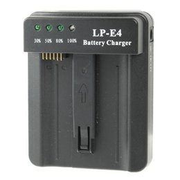 Wholesale LP-E4 Battery Charger for Canon EOS 1DS Mark III   1D Mark III 4   Mark IV   LC-E4