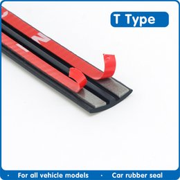 Fillers Automobie Rubber Strip Edge Sealing Strips Auto Roof Windshield Sealant Protector Seal Strip Sound Insulation Window Seals for on Sale