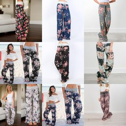 womens flared trousers UK - Womens Trousers Cute Sexy Ip Print Tigt Trumpet Pants Fasion Fall Winter Clotes Flared Pants Casl Skinny Pants 86#785