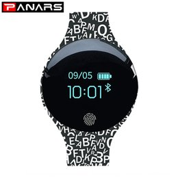 water smart watch NZ - Rhg37 Panaishi Sports smart bracelet new concept Smart Watch Bluetooth photo step-by-step push Screen watchBracelet Watchinformation persona