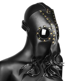 doctor props NZ - Steampunk Mechanical Mask Dark Octopus Plague Doctor Bird Mask Retro Cosplay Masks Halloween Costume Props Accessories