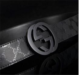 Heiße verkaufende neue Art und Weise Geschäft Ceinture G Stil Gürtel Design der Frauen der Männer Riem F Schnalle mit schwarzem Gürtel nicht mit Kasten als Geschenk 6qy5 im Angebot