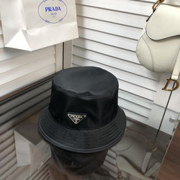 Wholesale tall furs online – design Brand Designer Cotton Letter Luxury Bucket Hat For Mens Womens Foldable Caps Fisherman Beach Sun Visor Sale Folding Man Cap BB173