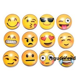 refrigerator cute stickers Canada - Emoji Refrigerator magnet Emoji Refrigerator Sticker Fridge Magnet For Kids Message Holder Home Decor cute smile