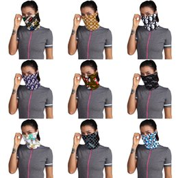 magic ring mans Australia - New 3D Sceamless Magic Scarf Face Mask Fishing Cycling Ski Bandanas Outdoor Stars Headband Tube Scarf Men Women Neck Scarves#526
