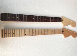 Vendita speciale in fabbrica 6 corde Collo per chitarra elettrica con grande paletta, due stili disponibili, possono essere personalizzati come richiesto in Offerta