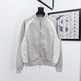 2020ss spring and summer new high grade cotton printing short sleeve round neck panel T-Shirt Size: m-l-xl-xxl-xxxl Color: black white 0q12q on Sale