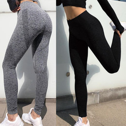 fitness leggings pink NZ - Sexcer Seamless High Waist Yoga Leggings Tights Women Workout Dot Breathable Fitness Clothing Female Stretchy Training Pants