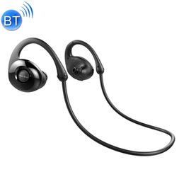 bluetooth wireless microphone for ipad NZ - New Bee NB-7 Sweatproof Wireless Bluetooth 4.1 Snail Bionic Stereo In-ear Headphone Sports Headset with Microphone, for iPhone, iPad, Androi