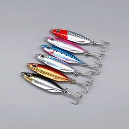 jigging jigs NZ - Fishing Artificial Lures Short Jigbait 15g 30g Japan Shore Cast Jigs Hard Bait Quality Hook Hot Sale