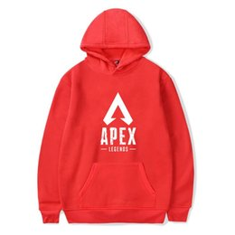 girls hoodies sweatshirts Australia - Aikooki Apex Legends Hoodies Sweatshirt Hot Game 2020 New Style Hoodies Apex Legends Pullovers Casual Sweatshirt Boy Girls Tops