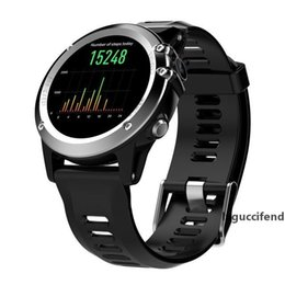 wifi smart watch 3g Canada - GPS Smart Watch BT4.0 WIFI IP68 Waterproof 1.39 OLED MTK6572 3G LTE SIM Smart Wearable Devices Watch For iPhone Android Smart Phone Watch