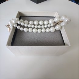 New Products Chain Necklace New Product Elegant Pearl Necklace Wild Fashion Woman Necklace Exquisite Jewelry Supply on Sale