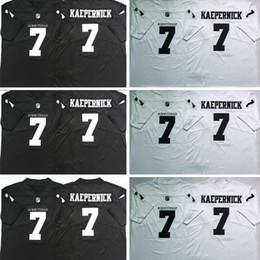 Wholesale outlets new jersey online – oversize New COLIN KAEPERNICK Jersey Men IM WITH KAP Jerseys Black White IMWITHKAP Stitched Jerseys Factory Outlet Emboridered Jersey