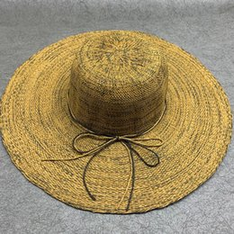 shades christmas Australia - Sun straw Women's sun-proof face-shading travel all-match beach summer beach big edge straw hat summer Korean sun hat