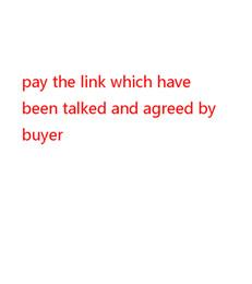 pagare il collegamento, che segna da concordata dal compratore giardini.L messaggio CAN la foto una dimensione sul oder in Offerta