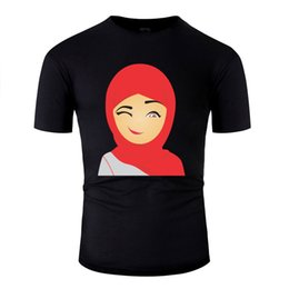 ladies graphic t shirts UK - Funny Arab Lady Print T Shirt For Mens Humorous Leisure Graphic Men And Women T Shirts Basic Solid Short Sleeve