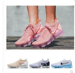 Nova 2019 Ar Vapor moc Max 1.0 2.0 SER designer de verdadeiros homens Mulher Choque Running Shoes Mens Casual Maxes Sports Chaussures Sneakers em Promoção