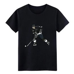 ice hockey player NZ - comic ice hockey player t shirt men Designing Short Sleeve Crew Neck Trend Interesting fashion Spring Unique shirt