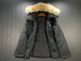 down coats for ladies Canada - Fashion women coat Winter Down Parka coat Hooded Parkas Women Clothes Warm for Ladies Outdoor Coats Plus Size S-3XL