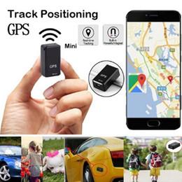 GF-07 Araç Tracker Mini GPS Araç Tracker GPS Locator Akıllı Manyetik Çocuklar Elder Cüzdan Locator Aygıt Ses Kaydedici