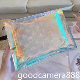 2020 neuer Entwurf-hochwertiger Laser Luxus Frauen Beutelhandkamerataschen lanling12 im Angebot