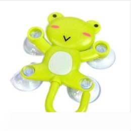 suction cup towel holder NZ - 1PC Cartoon Sucker Suction Hooks Lovely Animal Suction Cup Towel Rack Hook Holders Robe Hooks Bathroom Hardware
