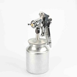furniture paintings UK - free shipping W-77S paint air spray gun pneumatic spraying tools 3.0mm nozzle high atomization furniture woodworking car coating