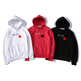 Wholesale red jackets hoodie for sale – winter 2020 New Hoodies Sweatshirts mens Couple men Top Solid Color Coats Hooded Sweater Jacket Fashion Hip Hop womens Long sleeve
