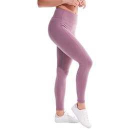 womens white yoga pants UK - Womens Sports Pants Running Fitness Yoga Cropped Pants Hip Stitching Slimming Feet Pants Gym Clothing