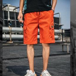 Mens Short Pants Street Short Pants Casual MenTrousers High Quality Cool MenTrosuers Free Shipping Meeting Wear on Sale