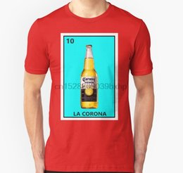 women la shirt UK - Men Tshirt La Corona T Shirt Women T-Shirt Tees Top Unisex