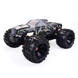 nuova RCtown ZD che corre MT8 Pirates3 1/8 2.4G 4WD 90 kmh Brushless elettrico RC metallo Telaio RTR 2020 in Offerta