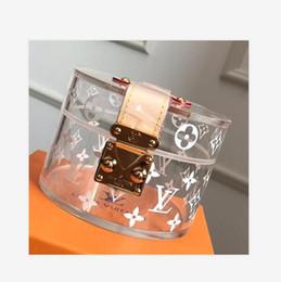 Ingrosso 2020 caldo Scott Storage Box Nuovo trasparente decorativi Box Bello eccellente sveglio eccellente Gi0203 pochette da sera Portafogli compatta borsa