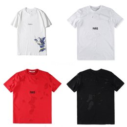 t shirts hoods men Australia - Size S--3XL 2020 Summer T Shirt Hood By Air HBA Been Trill Kanye Blank Letter Print Hba Tee Men Tshirts 5 Color 100% Cotton #QA120