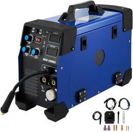 5 en 1 MIG MAG TIG MMA Inverter Soudeur FONDANT 200Amp Combo Machine de soudure Soudeuse en Solde