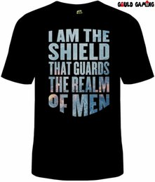 watch guard NZ - Game Of Thrones Shield That Guards T Shirt Nights Watch New Cotton Unisex