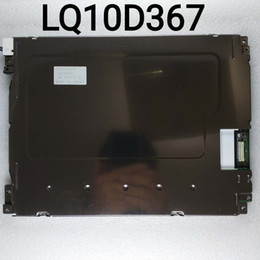 industrial lcd screens UK - 10.4 inch Alternative compatible LQ10D367 640 * 480 TFT LCD display panel LCD screen control industrial injection molding machine LCD screen