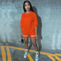 Echoine Women 2 Piece Set Summer Top and Shorts Set jogging femme biker shorts Black women clothes Outfit1 Y5Nc#
