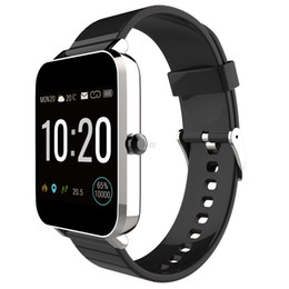 Wholesale kids tracking bracelet resale online - Multifunctional Z12 smart watch bracelet support phone information reminding GPS track record IP68 waterproof z12 smartwatch wristbands