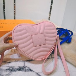 heart shaped bags NZ - New Arrival Womens Leather Zipper Crossbody Bags Sac Bandouli èRe Ladies Shoulder Bag Clutches Handbag Luxury Designer Heart Shaped Bag